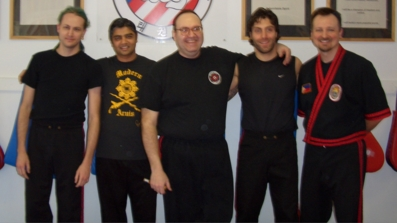 Modern Arnis Chicago - Group Photo - Martial Arts
